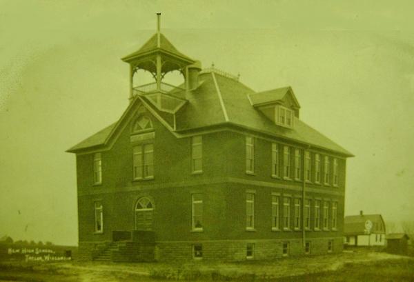 1909 school building